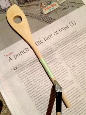 Wooden spoons 4