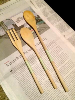Wooden Spoons 2